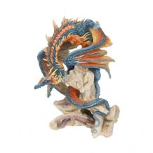 GRIM GUARDIAN DRAGON FIGURINE